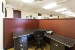 Cubicle – War Rooms