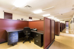 Cubicle Area – War Rooms