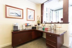 Company History: Office Lobby View 2