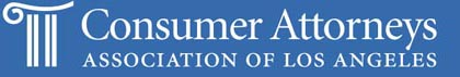 Professional Affiliation: Consumer Attorneys Association of Los Angeles