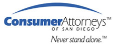 Professional Affiliation: Consumer Attorneys of San Diego