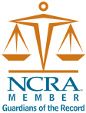 Professional Affiliations: National Court Reporters Association