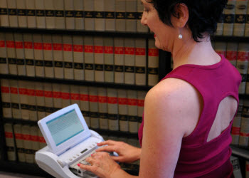 Court Reporters for Los Angeles, Orange County & San Diego