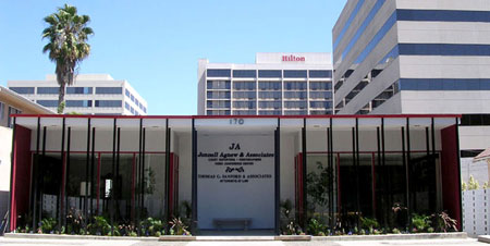 Company History: Our Office in Pasadena, California