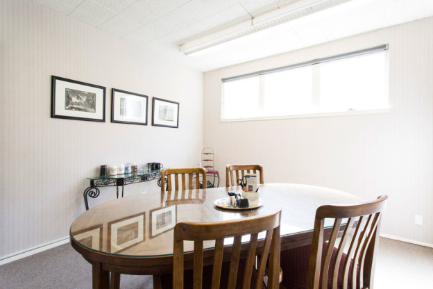 Ansel Adams Room View 1