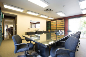Library Room - Focus Group Rooms