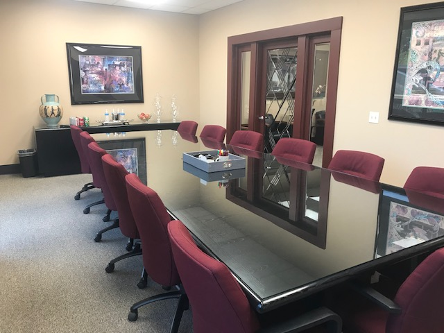Arroyo Conference Room (View 1)