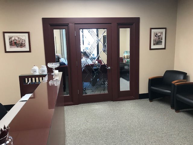 Office Staff: Lobby (Front View)